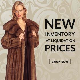 Pre-owned Fur Coats & Jackets for Men & Women | Estate Furs