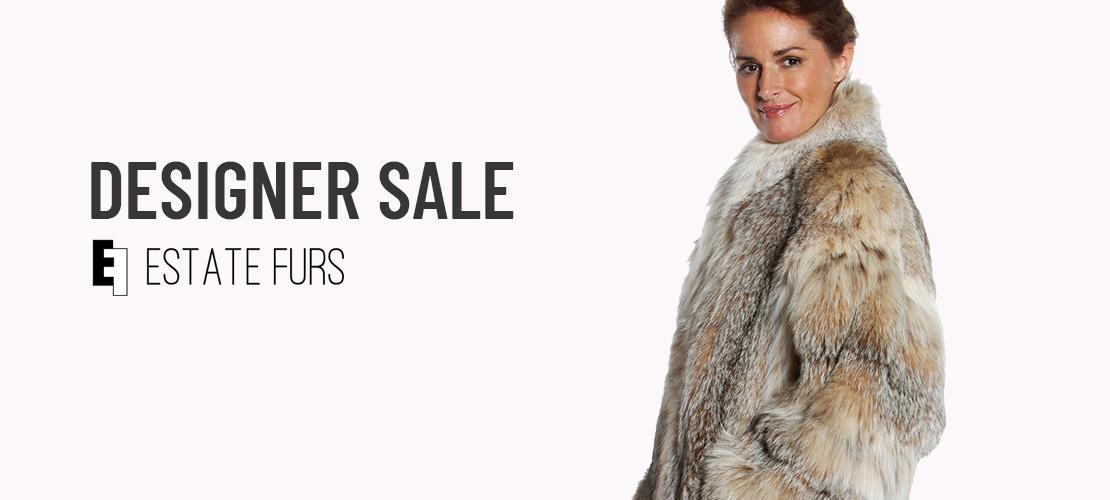 Designer Sale by Estate Furs