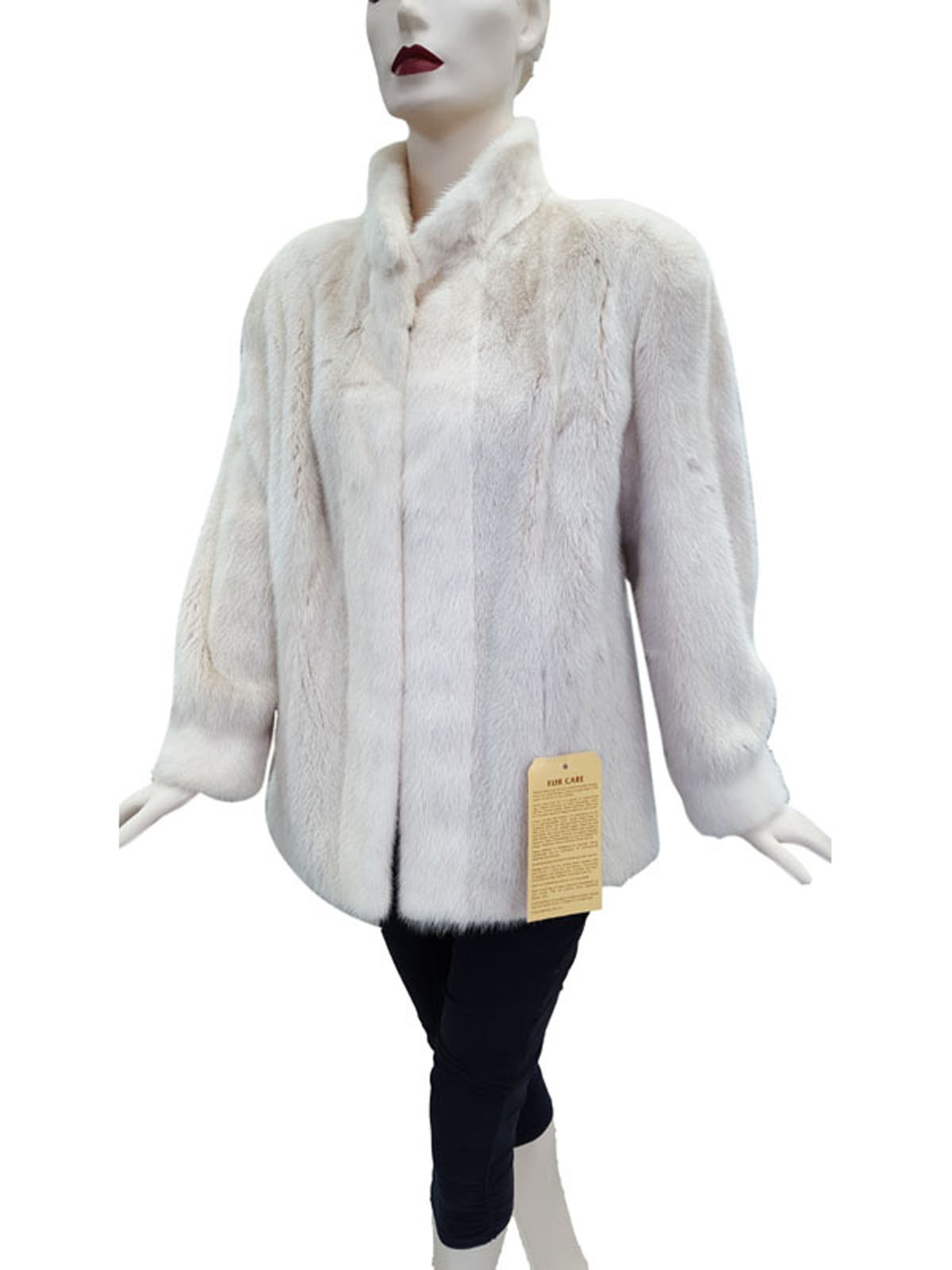 Blush Mink Jacket