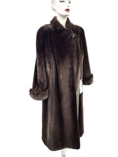 NEW Phantom Sheared Beaver Coat