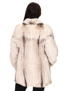 NEW Golden Frost Kohinoor Mink Jacket