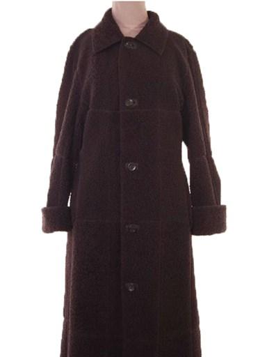 Shearling Lamb Fur Coat