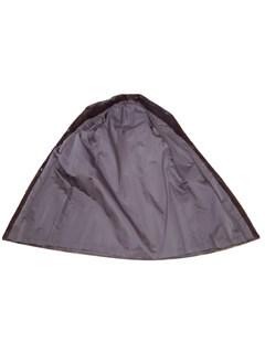 Mahogany Split Mink Coat