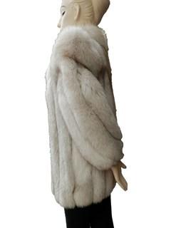 Blue Fox Jacket