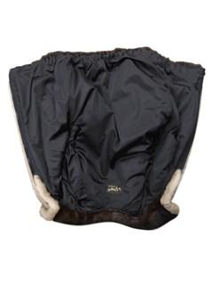 NEW Lunaraine Mink Zip Jacket with Pastel Mink Trim