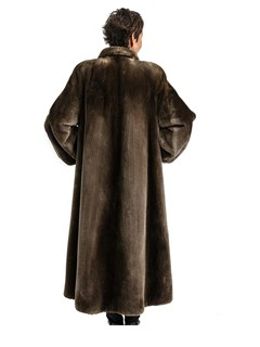 NEW Phantom Sheared Beaver Coat