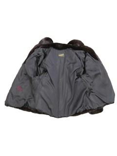 Natural Ranch Mink Blouson Zip Jacket