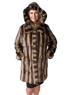 NEW Reversible Squirrel Jacket