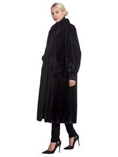 Woman's Ranch Mink Fur Coat