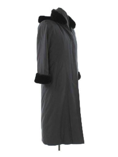 Raincoat w/ Fur Liner