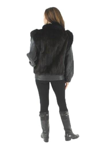 Mink Fur Jacket & Vest