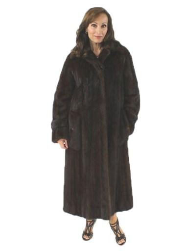 Vintage Mink Fur Coat