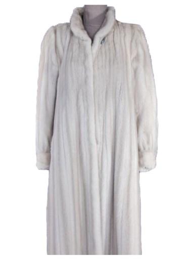 Azurene Female Mink Fur Coat