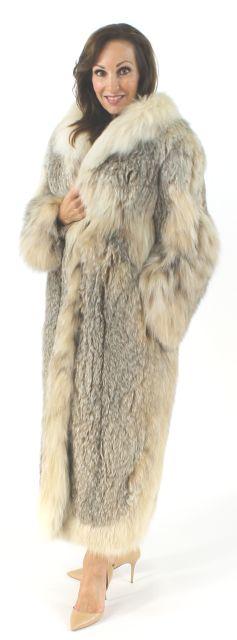 Mink Coat Value >> Canadian Lynx Fur Coat - Women's Medium | Estate Furs