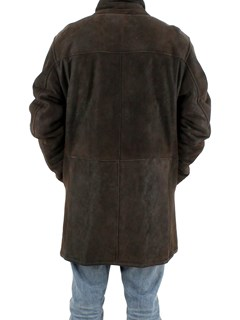 NEW Italian Man's Shearling Lamb Jacket