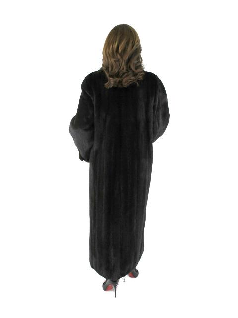 Woman's Blackglama Mink Fur Coat