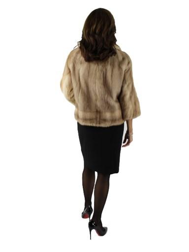 Arcturus Mink Fur Jacket