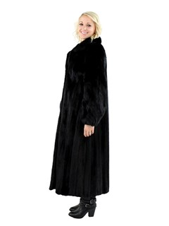 Full Length Ranch Mink Coat