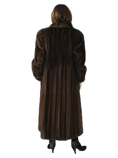 Lunaraine Full Lenth Mink Fur Coat