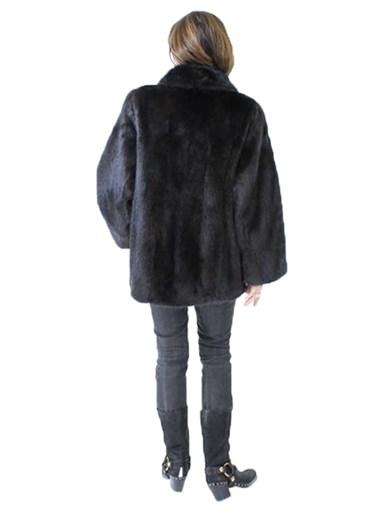 Ranch Mink Fur Jacket
