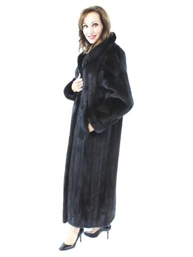 Blackglama Ranch Mink Fur Coat
