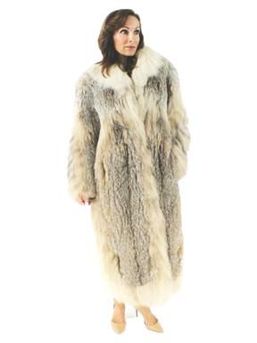 Canadian Lynx Fur Coat