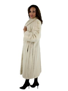 Tourmaline Mink Coat