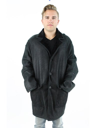 Shearling Lamb Fur Stroller