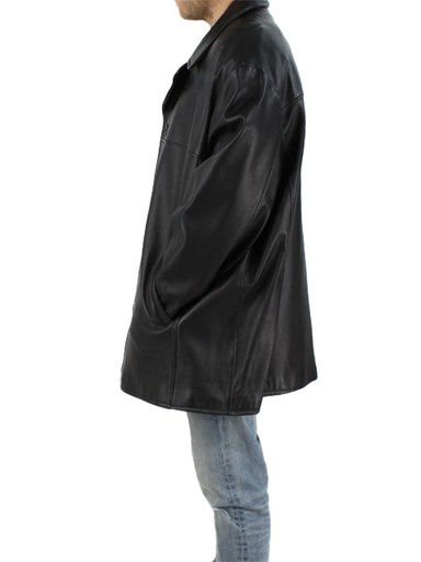 Leather Jacket w/ Removable Thinsulate Lining