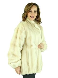 Women's Arcturus Female Mink Fur Jacket