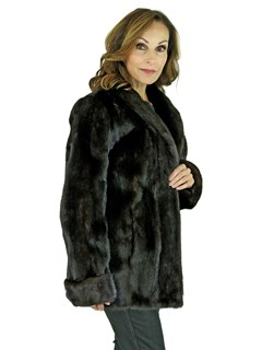 Woman's Ranch Female Mink Jacket