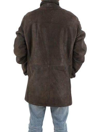 Italian Shearling Lamb Fur Jacket
