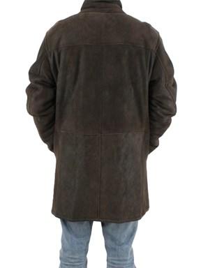 Italian Shealing Lamb Fur Jacket