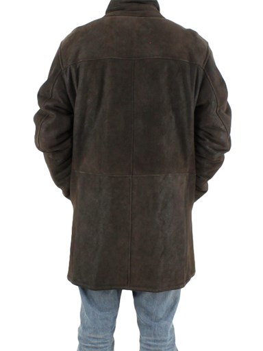 Italian Shealing Lamb Fur Jacket