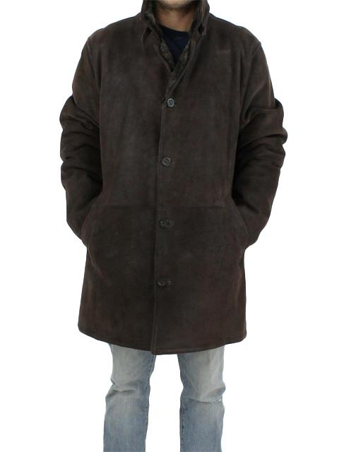 NEW Italian Man's Shearling Lamb Jacket