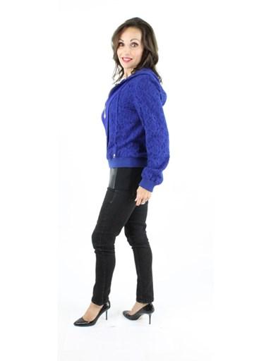 Fabric Zipper Jacket