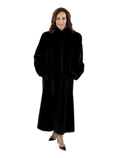 Ranch Female Mink Coat