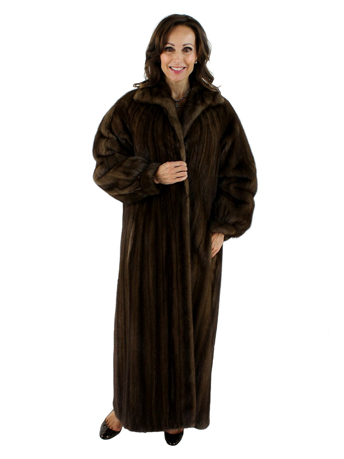 Lunaraine Female Mink Coat