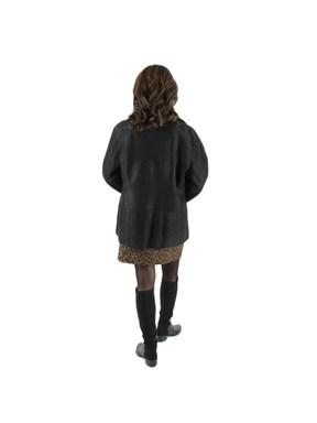 Reversible Shearling Lamb Fur Jacket