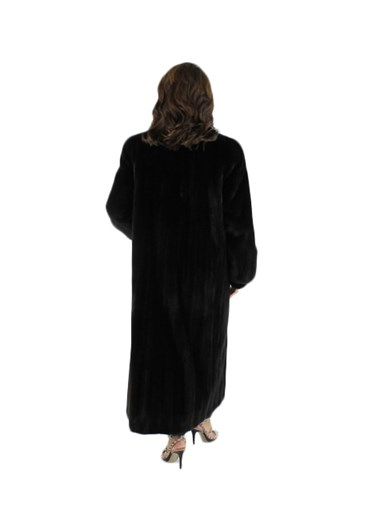 Ranch Female Mink Fur Coat