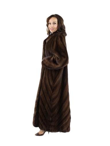 Demibuff Mink Coat