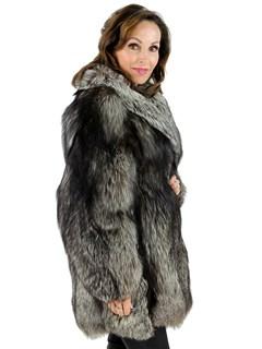 Silver Fox Jacket