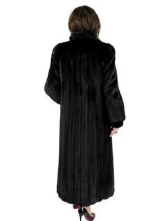 Woman's Ranch Female Mink Coat