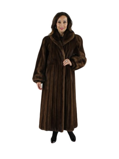 Lunaraine Female Mink Fur Coat