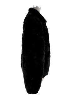 Man's Ranch Sculptured Mink Fur Jacket