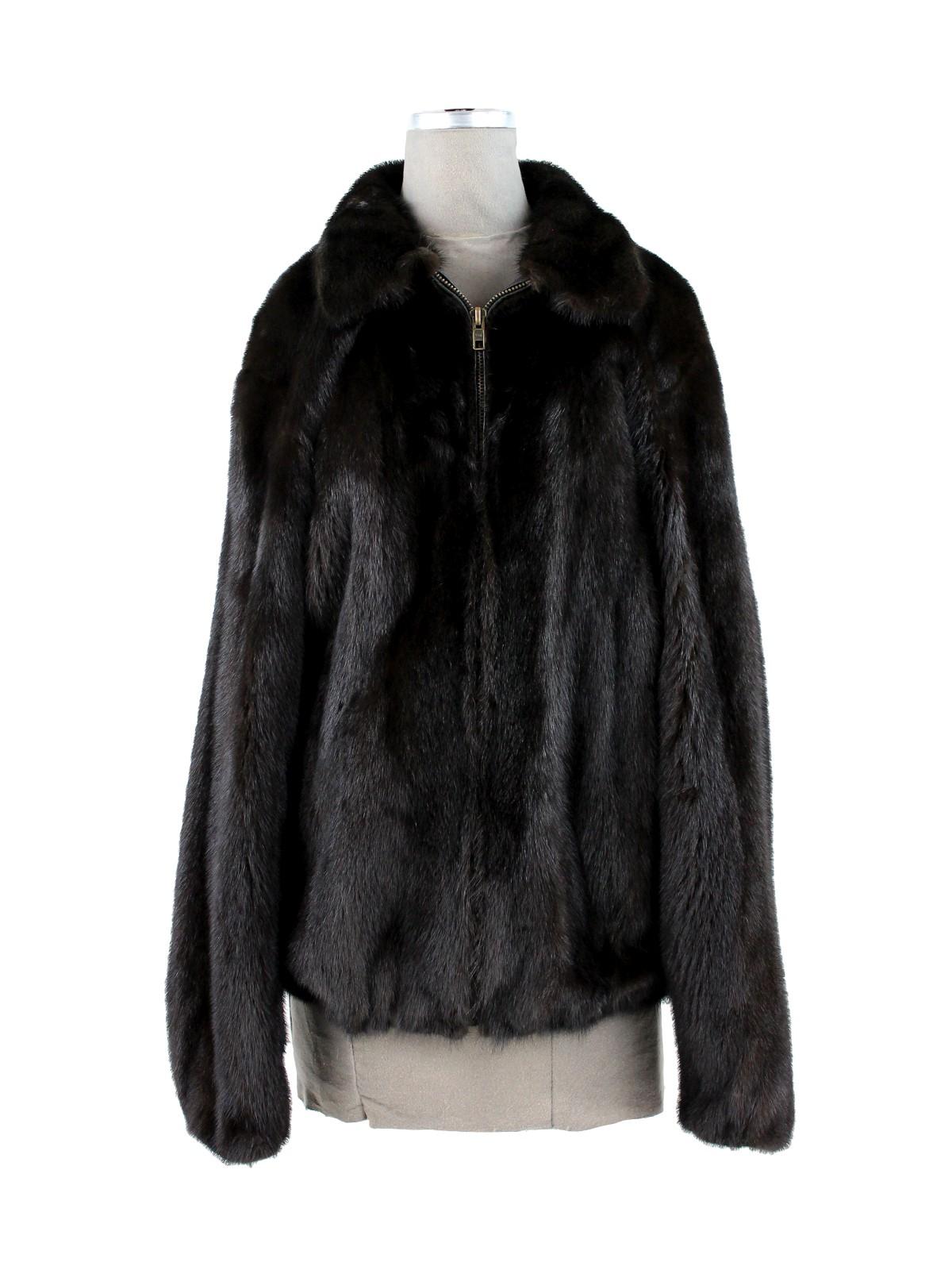 Man's Ranch Mink Fur Jacket