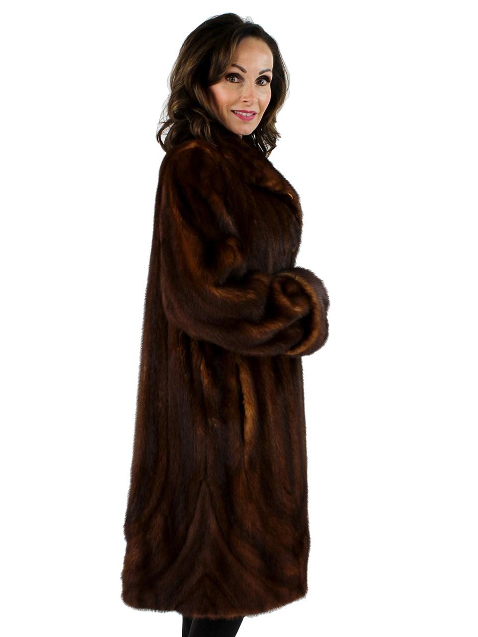 Whiskey Directional Female Mink Stroller