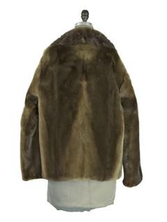 Man's Natural Otter Fur Jacket
