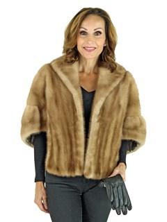 Woman's Autumn Haze Mink Fur Stole