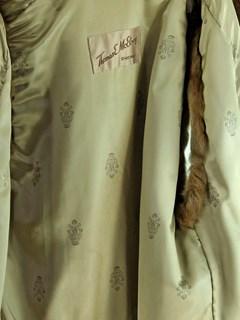 Woman's Brown Vintage Squirrel Fur Vest